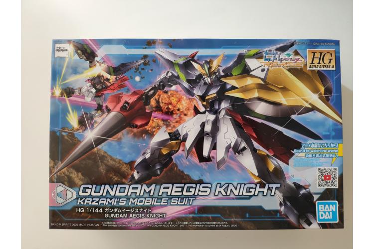 High Grade - Gundam Aegis Knight