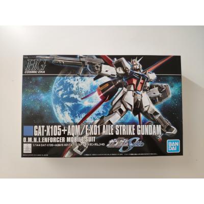High Grade - Aile Strike Gundam