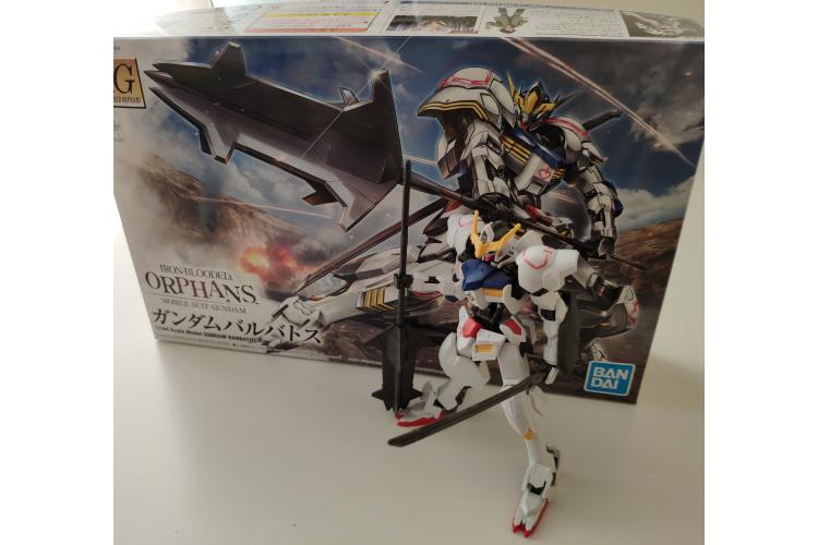 High Grade - Gundam Barbatos