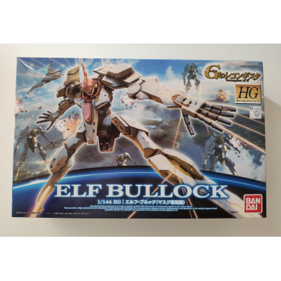 High Grade - Elf Bullock (Mask Custom)