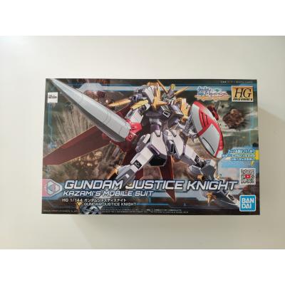High Grade - Gundam Justice Knight