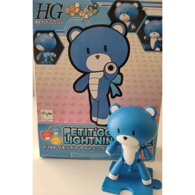 High Grade - Petit'GGuy Lightning Blue