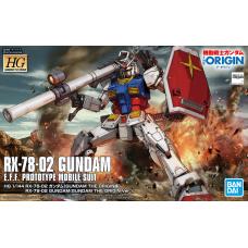 High Grade - RX-78-2 Gundam (Gundam The Origin Ver.)