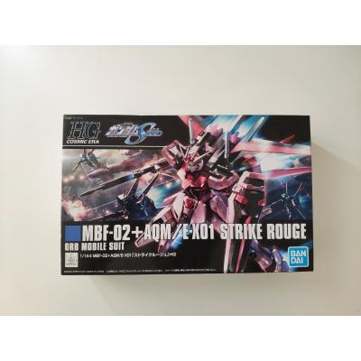 High Grade - Aile Strike Rouge Gundam