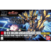 High Grade - Unicorn Gundam 2 Banshee Norn (Destroy Mode)