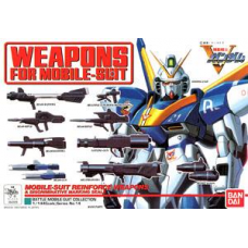 Weapons for Mobile Suit Victory Gundam Line
