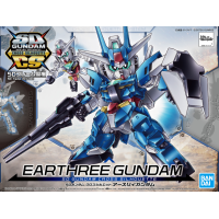 SD Gundam -  Cross Silhouette Earthtree Gundam