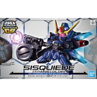 SD Gundam - Cross Silhouette Sisquiede (Titans Colors)